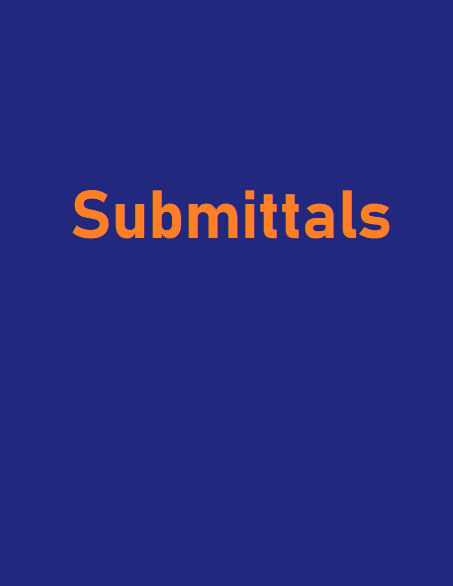 Construction Submittals
